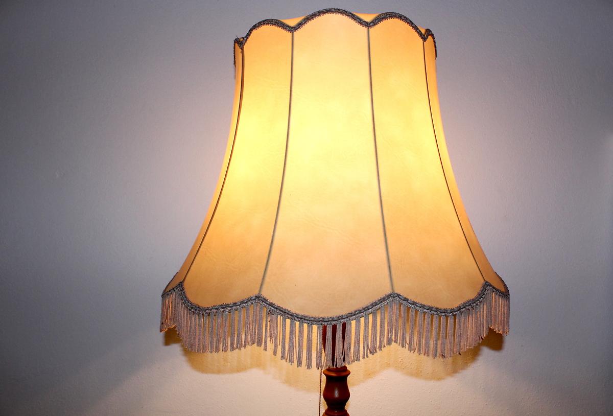 Stehlampe Vintage Mon Ami E Vintage